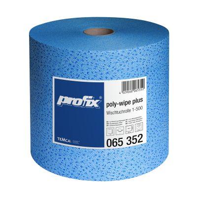 profix poly-wipe plus Wischtuchrolle 1