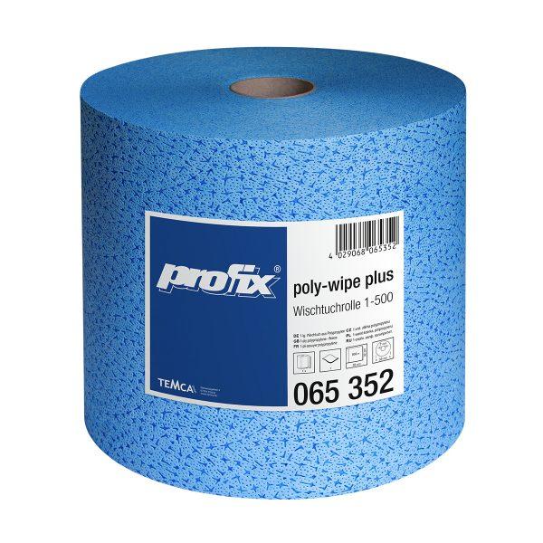 profix poly-wipe plus Wischtuchrolle