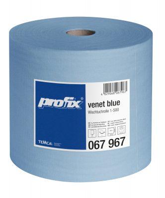 profix venet blue Wischtuchrolle