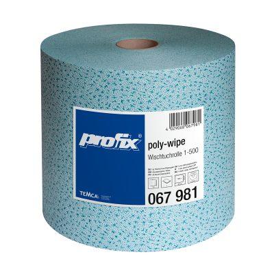 profix poly-wipe Wischtuchrolle 1