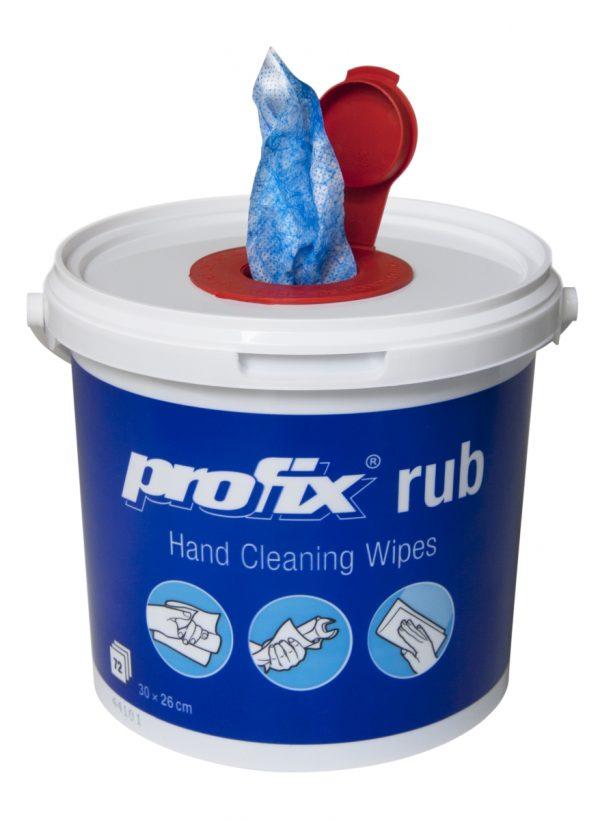 profix rub Reinigungstücher