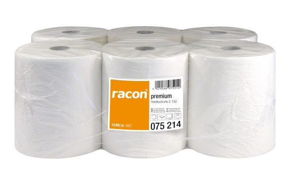 racon premium Handtuchrollen 2-130