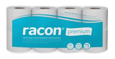 racon premium KR-Toilettenpapier 4-160