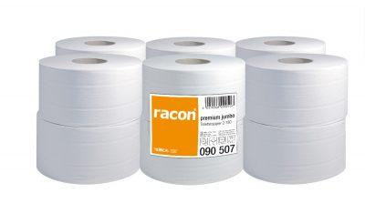 racon premium jumbo Toilettenpapier 2-180