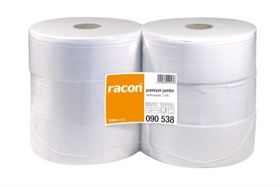 racon premium jumbo Toilettenpapier 2-380