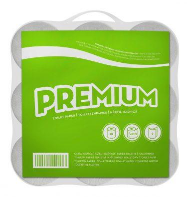 racon premium KR-Toilettenpapier 2-600