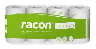 racon premium Toilettenpapier 3-250