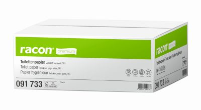 racon premium Toilettenpapier IFL 1