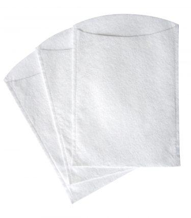 TEMDEX Waschhandschuhe verschweißt