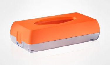 racon Colored-Edition Kosmetiktuchspender