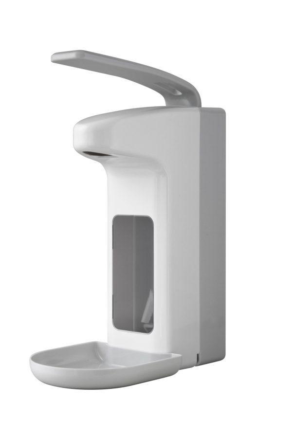 TEMDEX Desinfektionsmittel- & Seifen-Spender Kunststoff, 500 ml