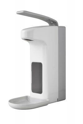 TEMDEX Desinfektionsmittel- & Seifen-Spender Kunststoff, 1.000 ml