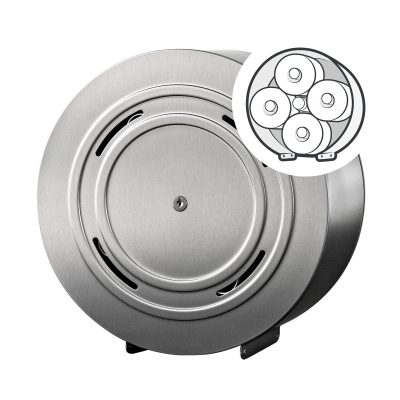 racon X KR quattro Toilettenpapier-Spender