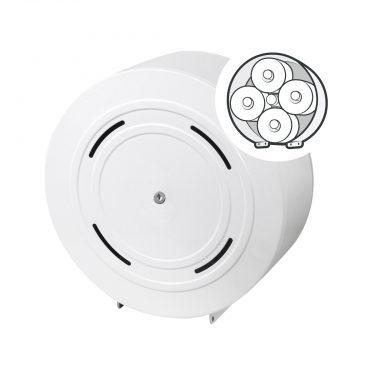racon MW KR quattro Toilettenpapier-Spender