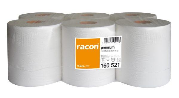 racon premium Handtuchrollen 2-450