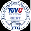 TÜV Thüringen Cert